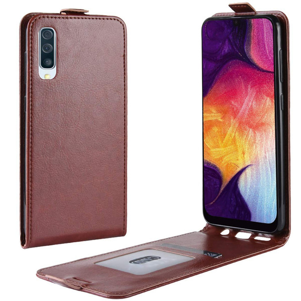 Samsung A50 Flip Up Case
