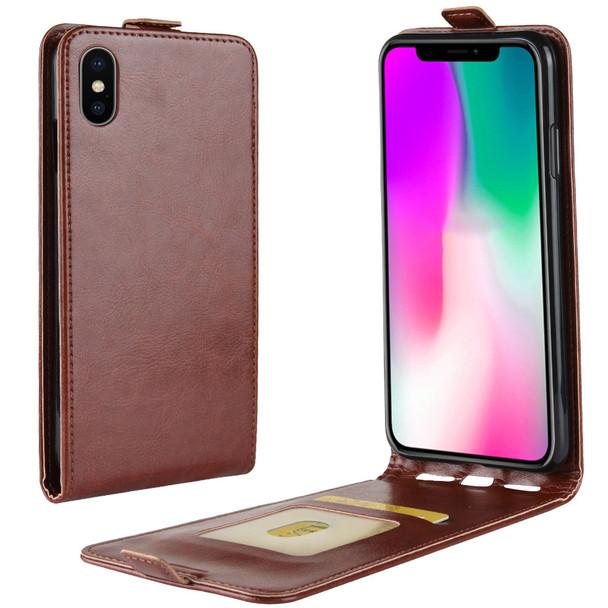 iPhone XR Magnetic Flip Case