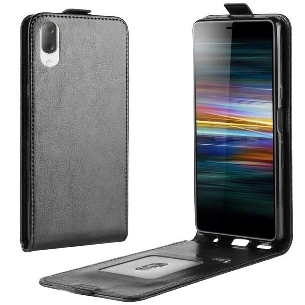 Sony Xperia L3 Flip Case