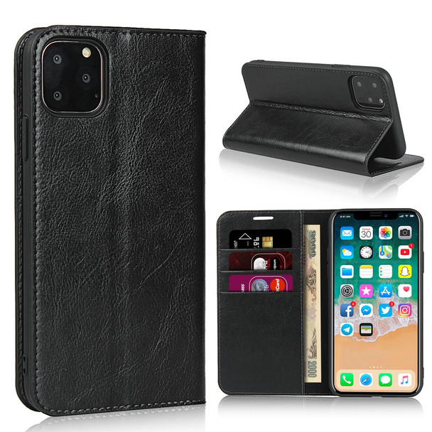 iPhone 11 Real Leather Case