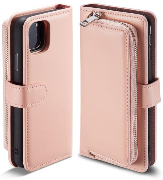 iphone 11 zipper wallet