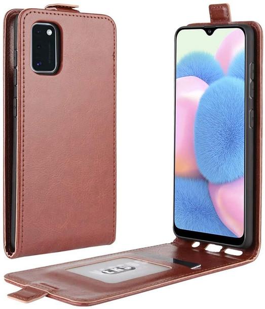Samsung Galaxy A41 Leather Case