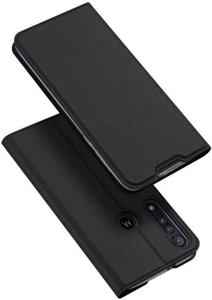 Moto G8 Plus Wallet Case