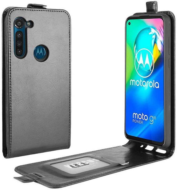 Moto M8 Power Phone Flip Case