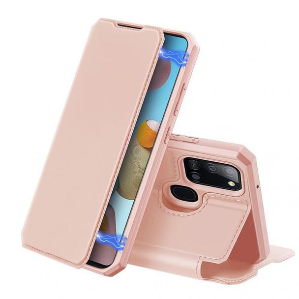Samsung A21S Case Pink