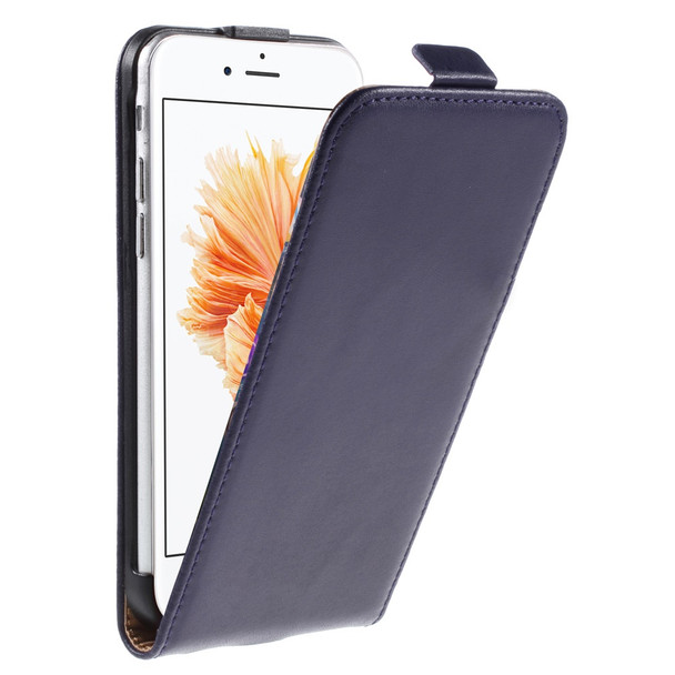 iPhone 8 Leather Case Purple