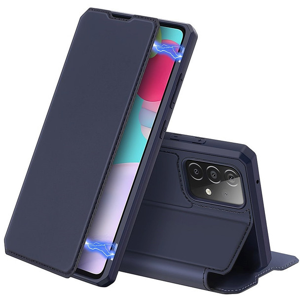 Samsung A52 5G Leather Cover
