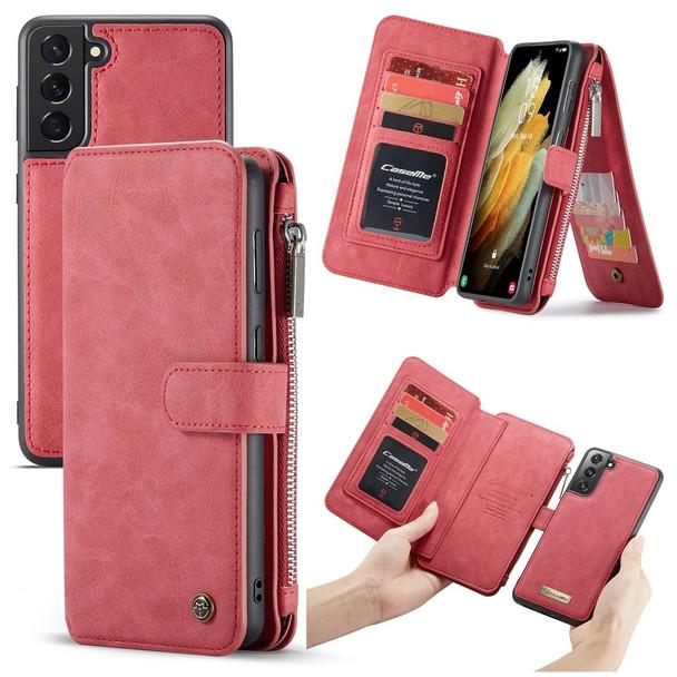 Samsung S21 Plus Leather Case