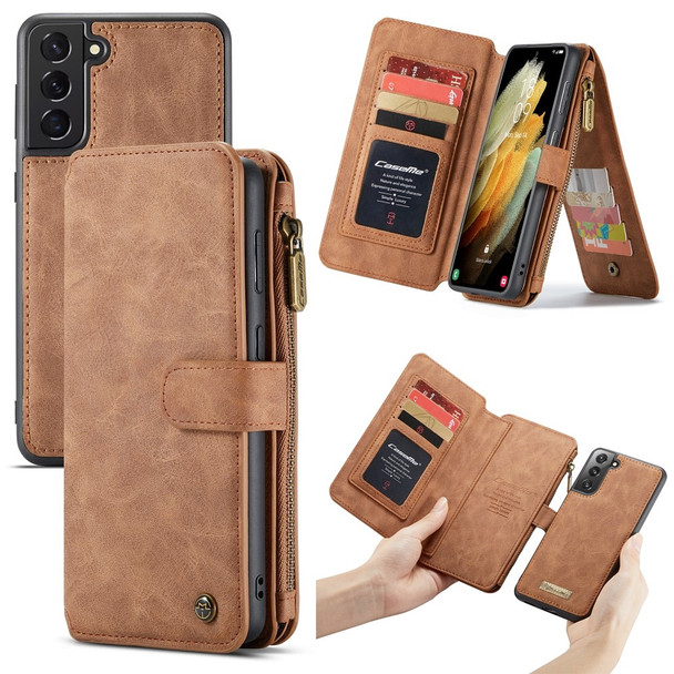 Samsung S21 Plus Leather Wallet