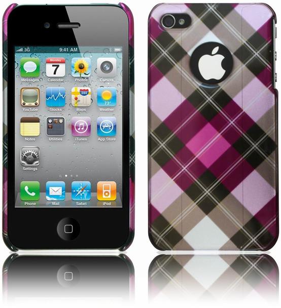 iPhone 4S 4 Metallic Shine Hard Case