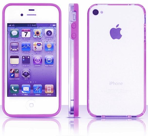 Apple Mobile Case Purple