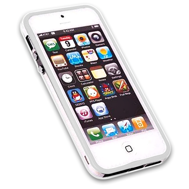 iPhone 5 Bumper White