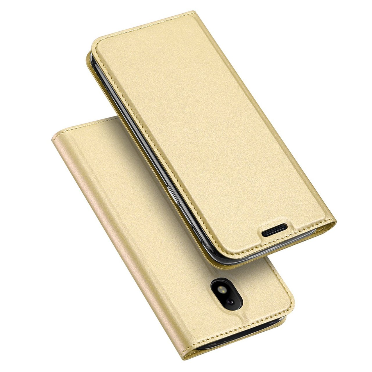 best loved 525f5 4d731 Samsung Galaxy J3 2017 Case Cover Gold