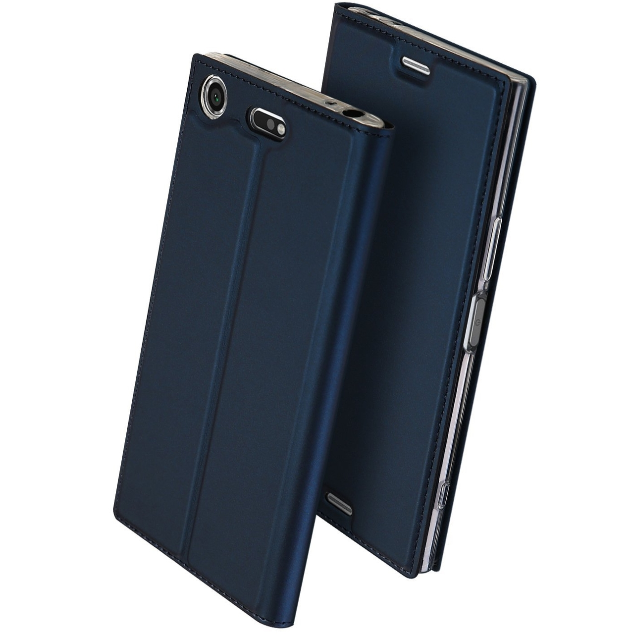 outlet store e756c 0726a Sony Xperia XZ1 Case Cover Blue