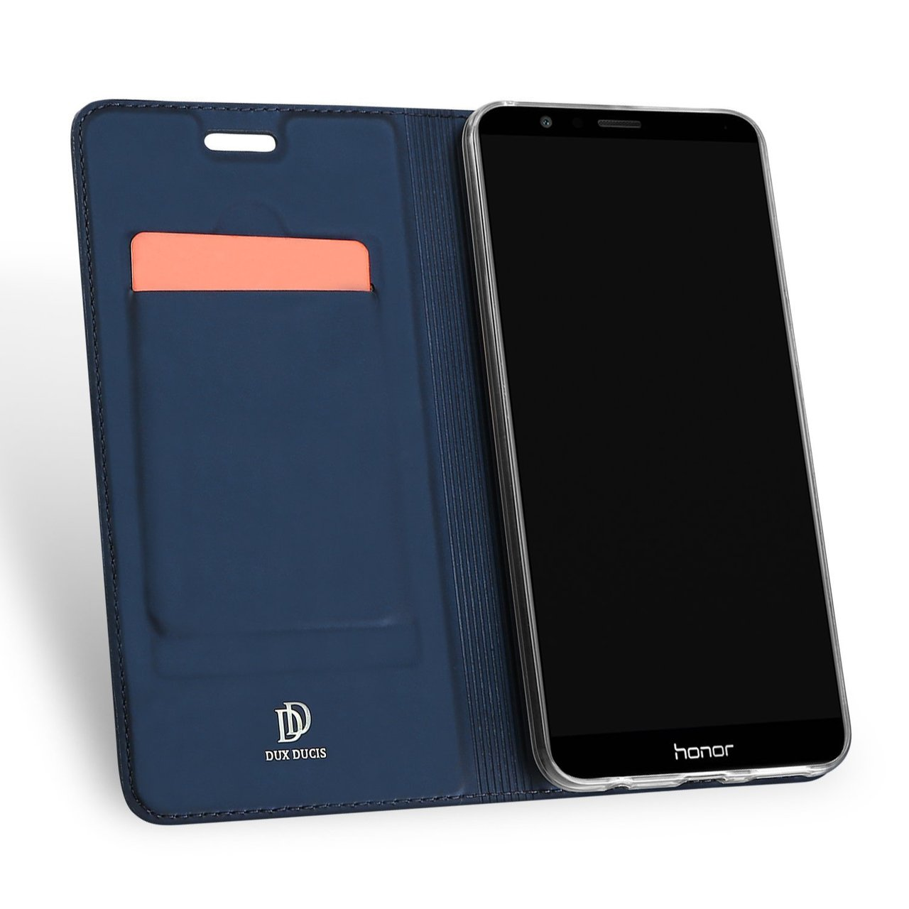 finest selection 753e0 46501 Huawei Honor 7X Case Cover Blue