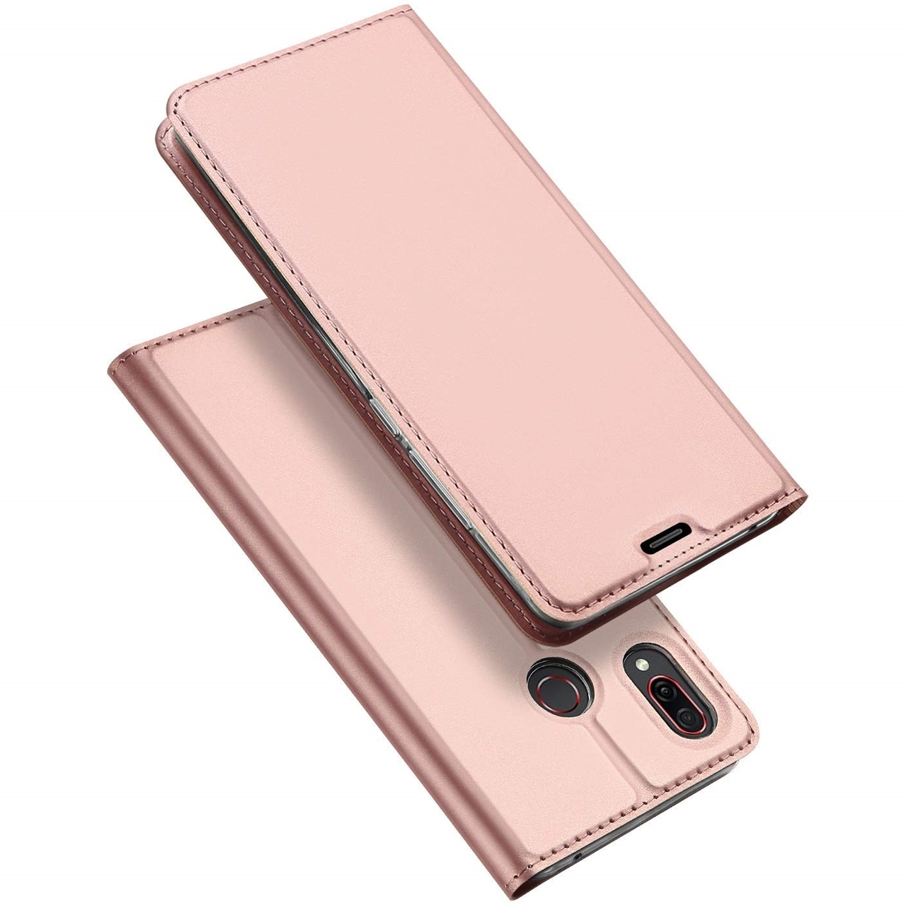 big sale 818c3 ea15f Honor Play Case Cover Rose Gold