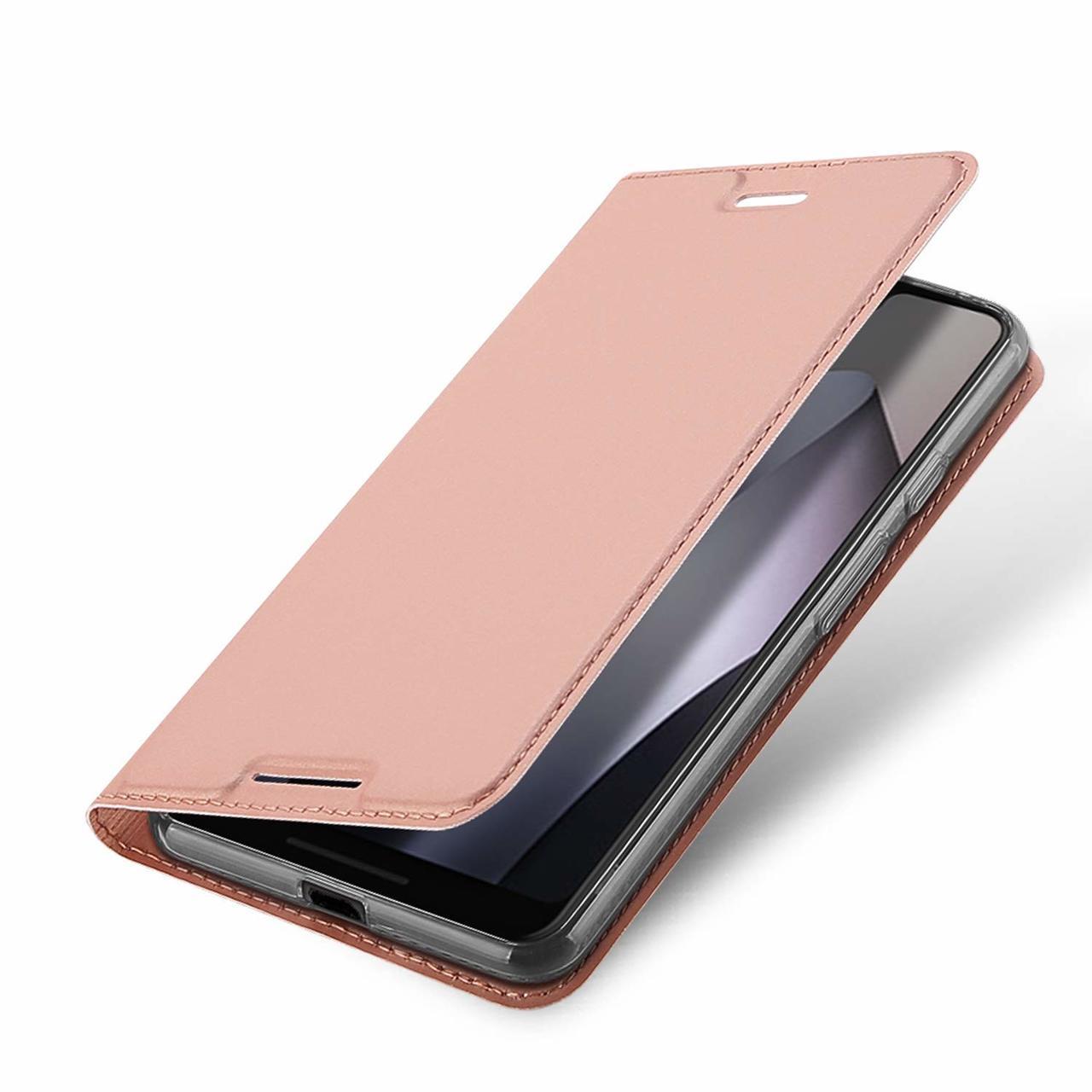 free shipping f460d 839d9 Google Pixel-3 XL Flip Case Cover Pink