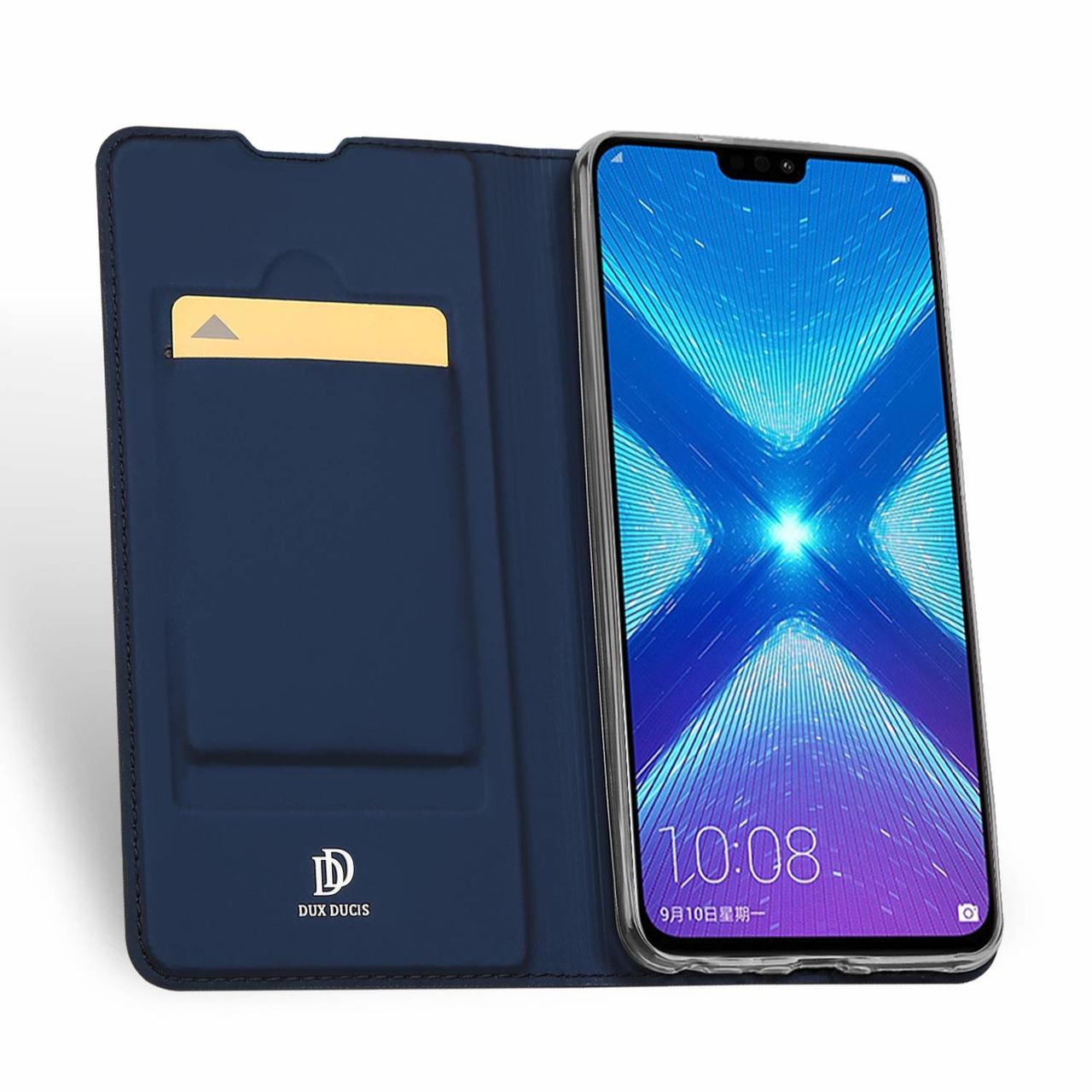 separation shoes e77dd fe087 Honor 8X Case Cover Blue