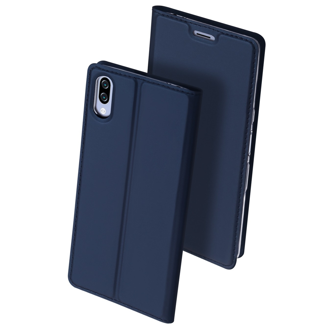 646500d2262 ... Sony Xperia L3 Case Cover Holder Blue ...