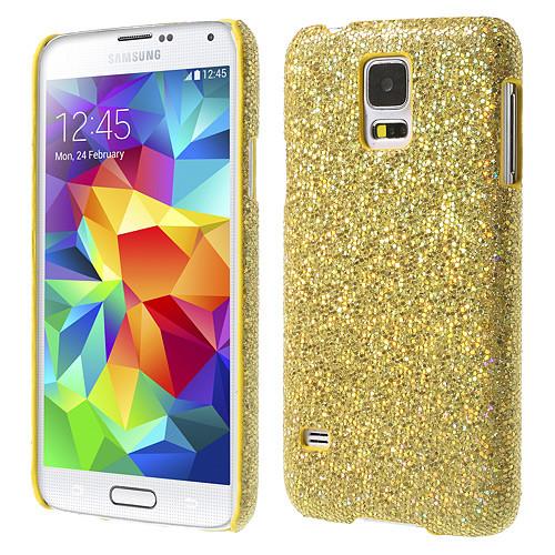 purchase cheap 988f1 0a291 Samsung Galaxy S5|S5 NEO Glitter Case Gold