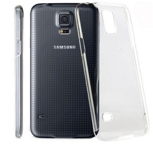 size 40 6617e 94d30 Samsung Galaxy S5 Clear Hard Case