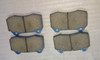 Semi Metallic R-Chassis Brembo Front Brake Pads
