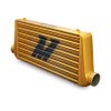 Mishimoto Universal Intercooler M-Line Eat Sleep Race Edition, All Gold