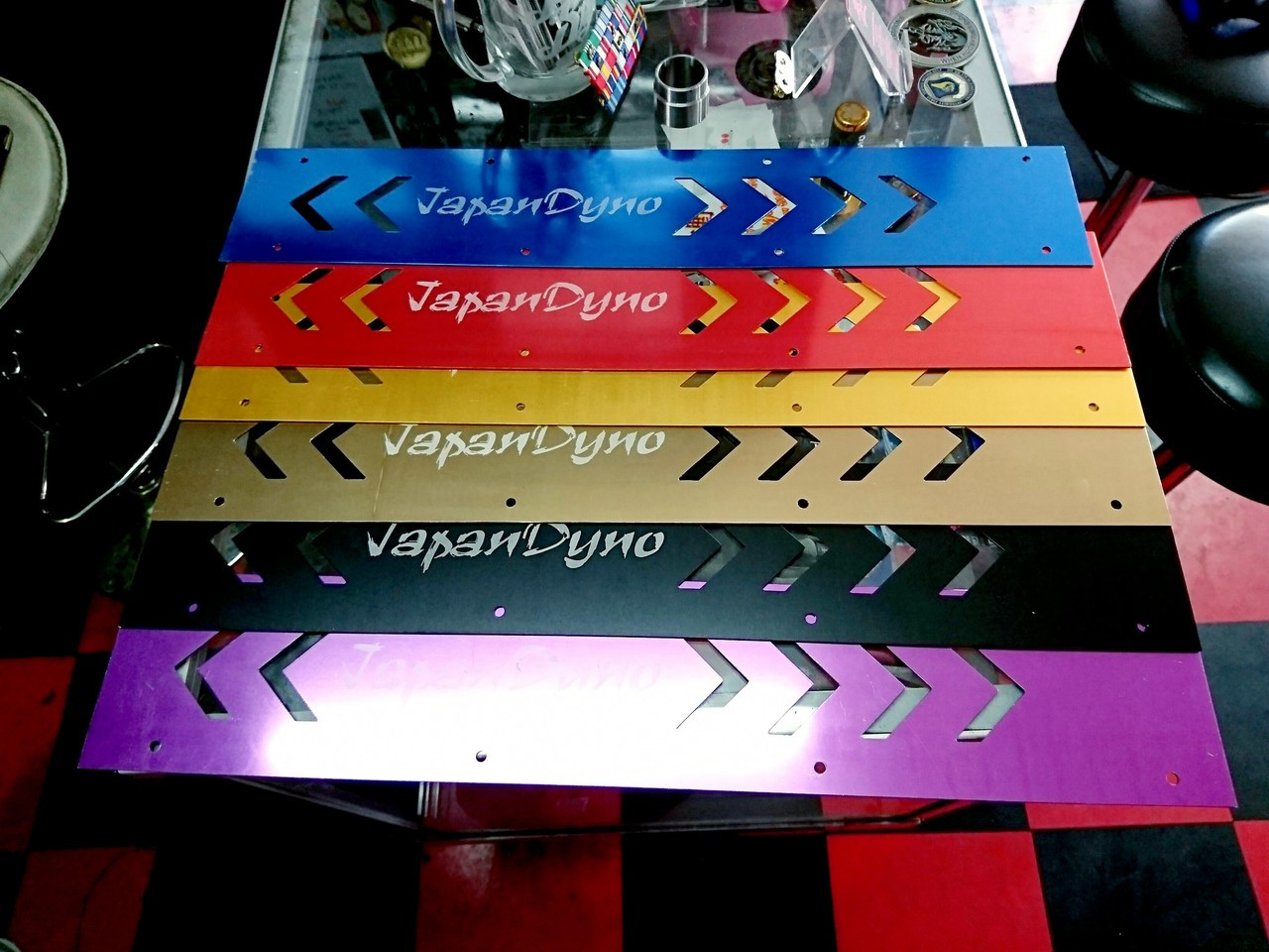 Limited Edition Japan Dyno RB25/20 Coilpack Covers