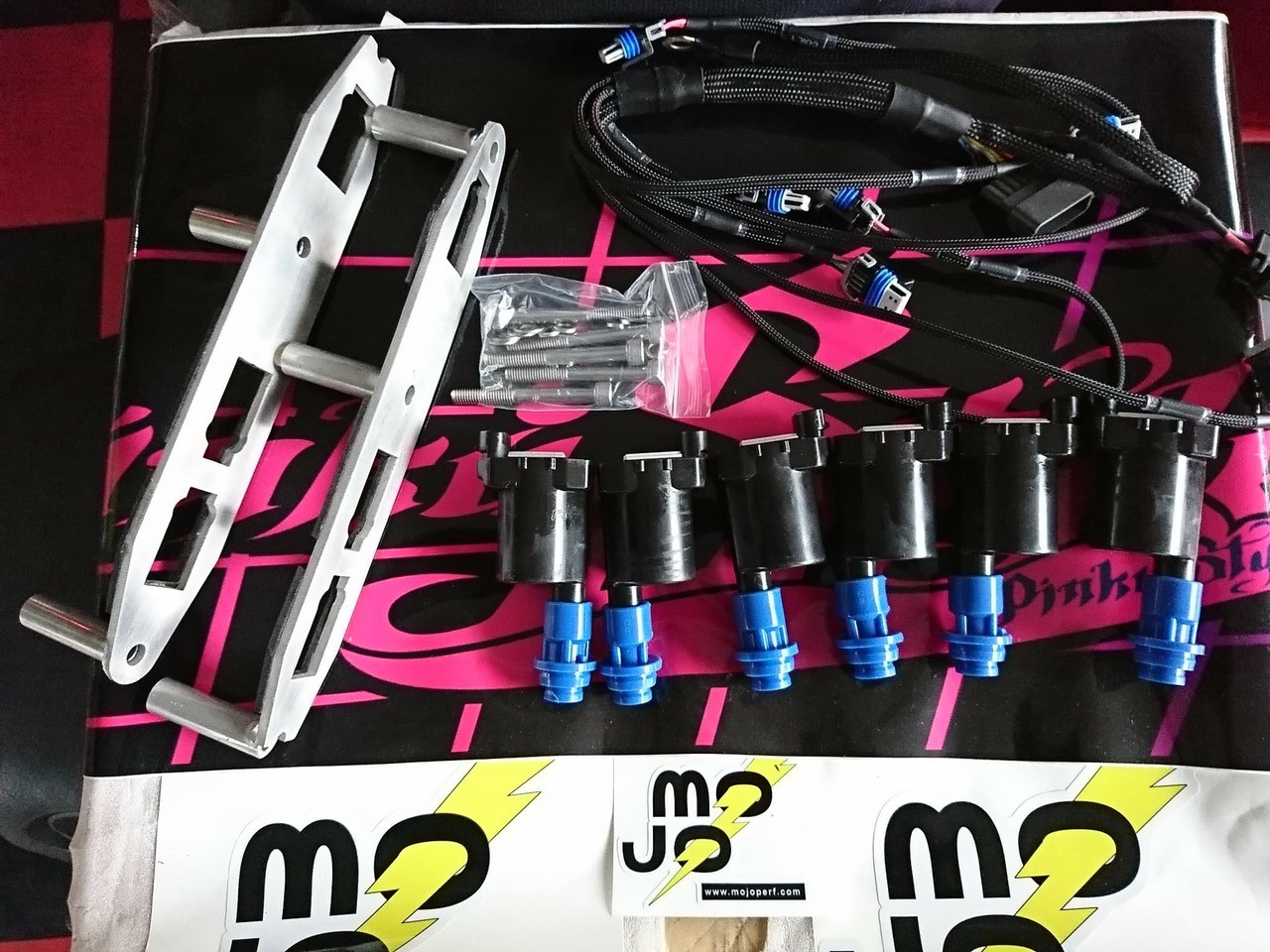 Mojo Performance RB LS Coilpack Kit