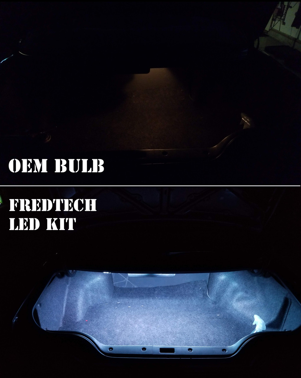 Nissan R32 Truck LED Light Kit