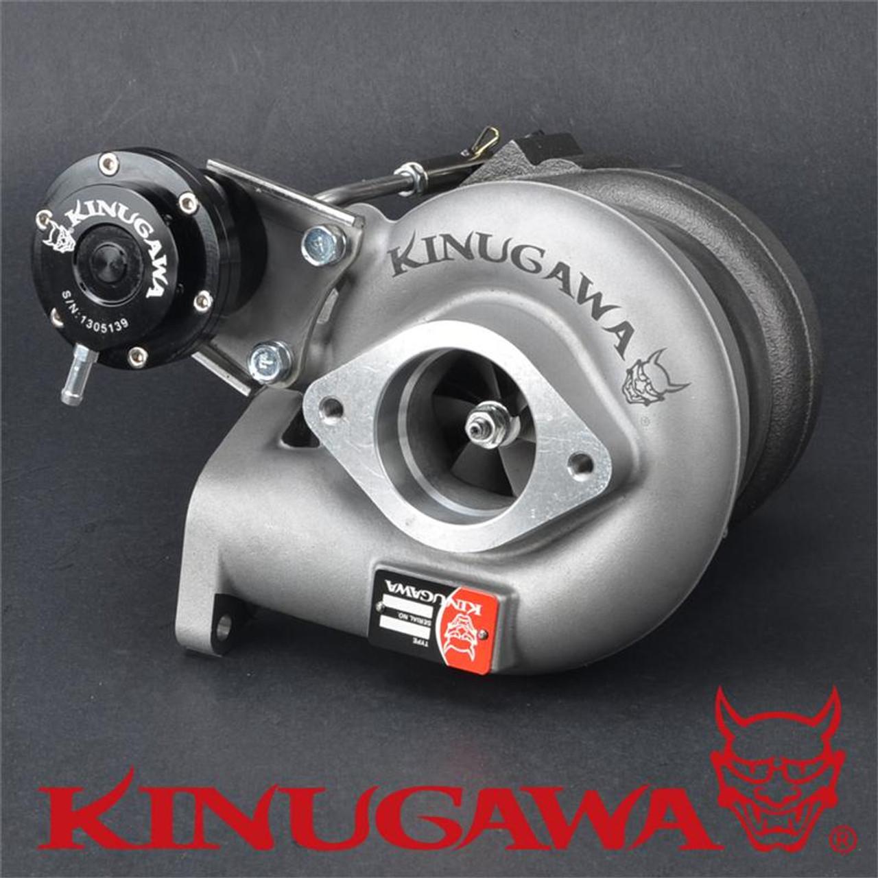 Kinugawa Twin Turbocharger Kit Bolt-On TD05H-16G Nissan Skyline GT-R RB26DETT