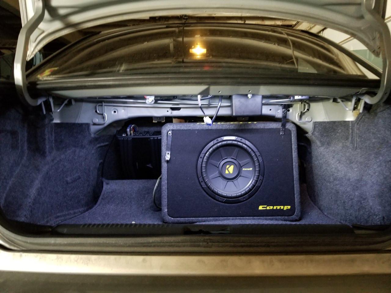 Subaru Trunk LED Light Kit