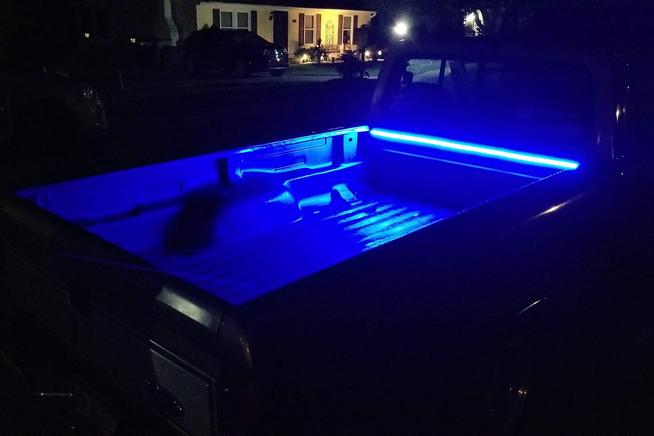 Universal Truck Bed LED Light Kit