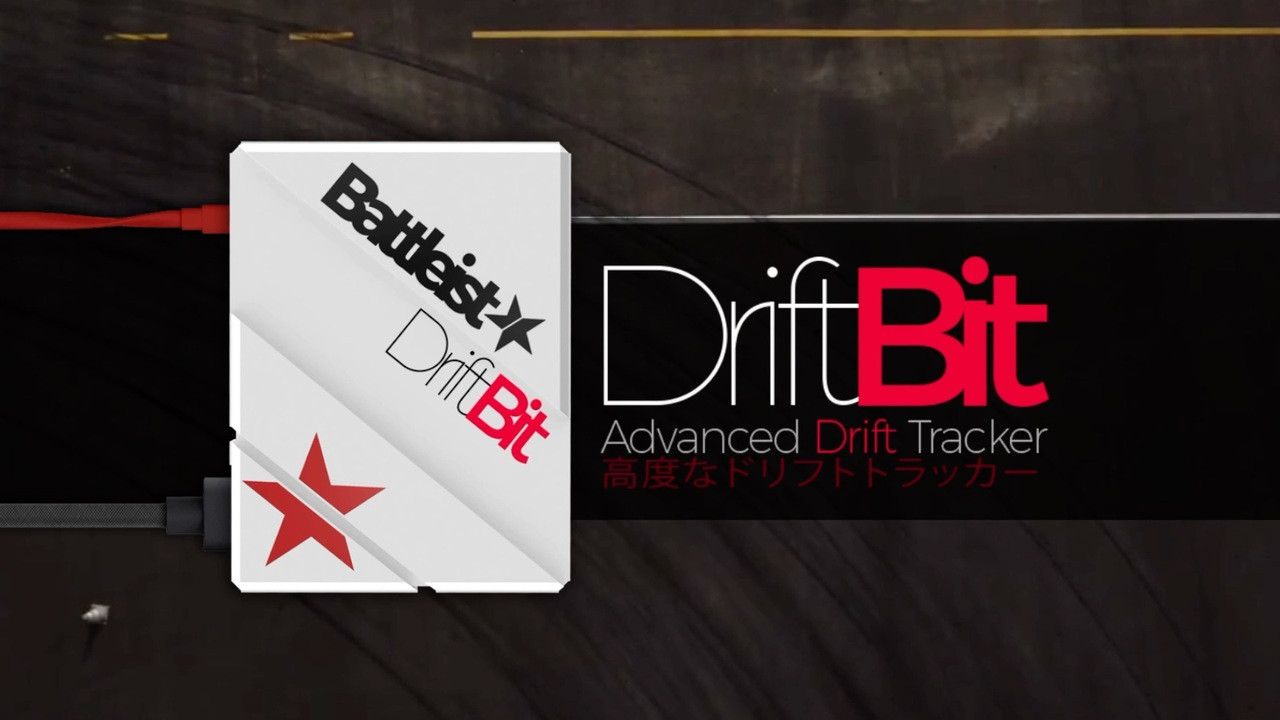 Battleist Drift Bit / Advance Drift Tracking System