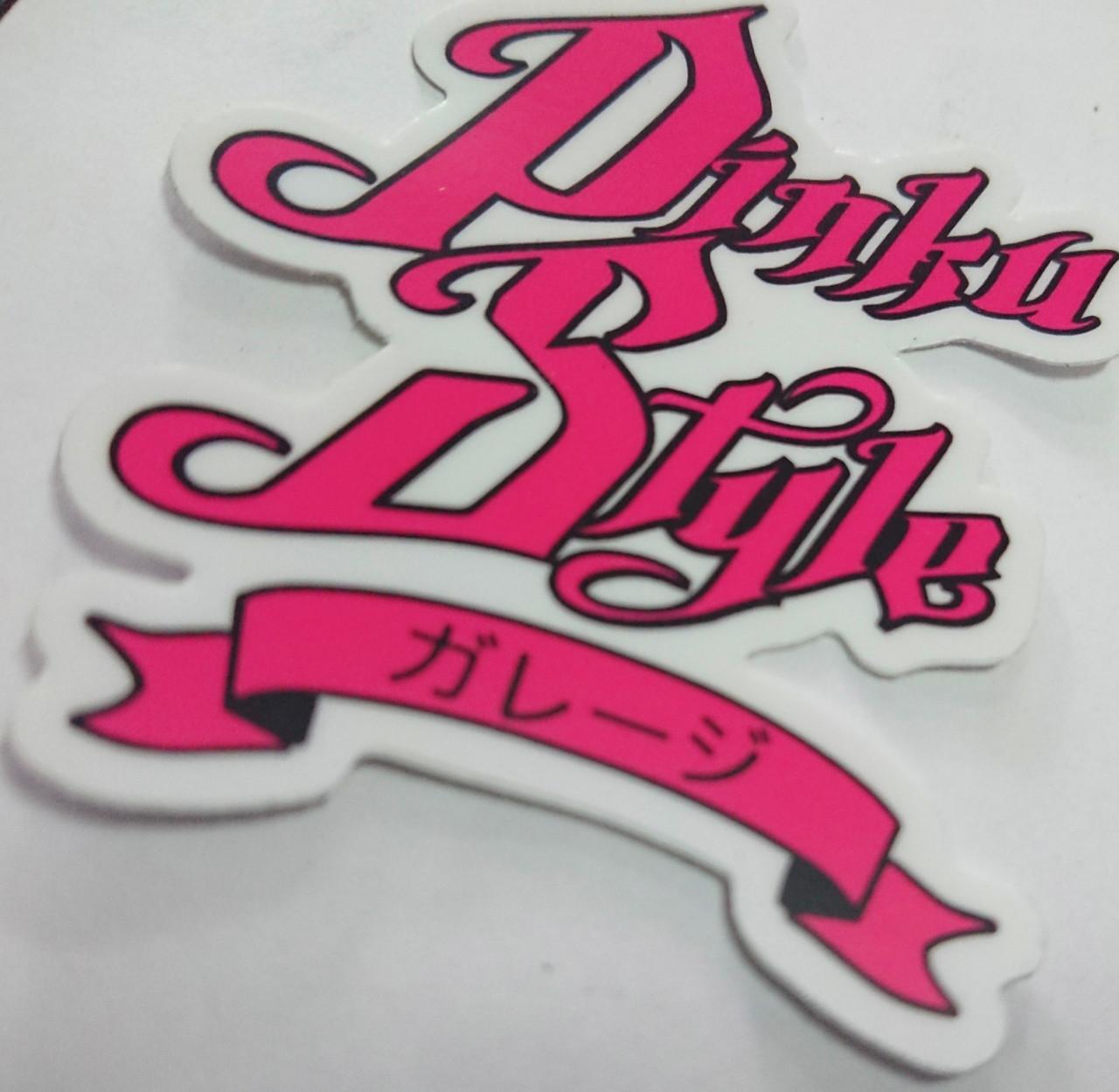 Pinku Style 02 Small Kiss Cut (2)