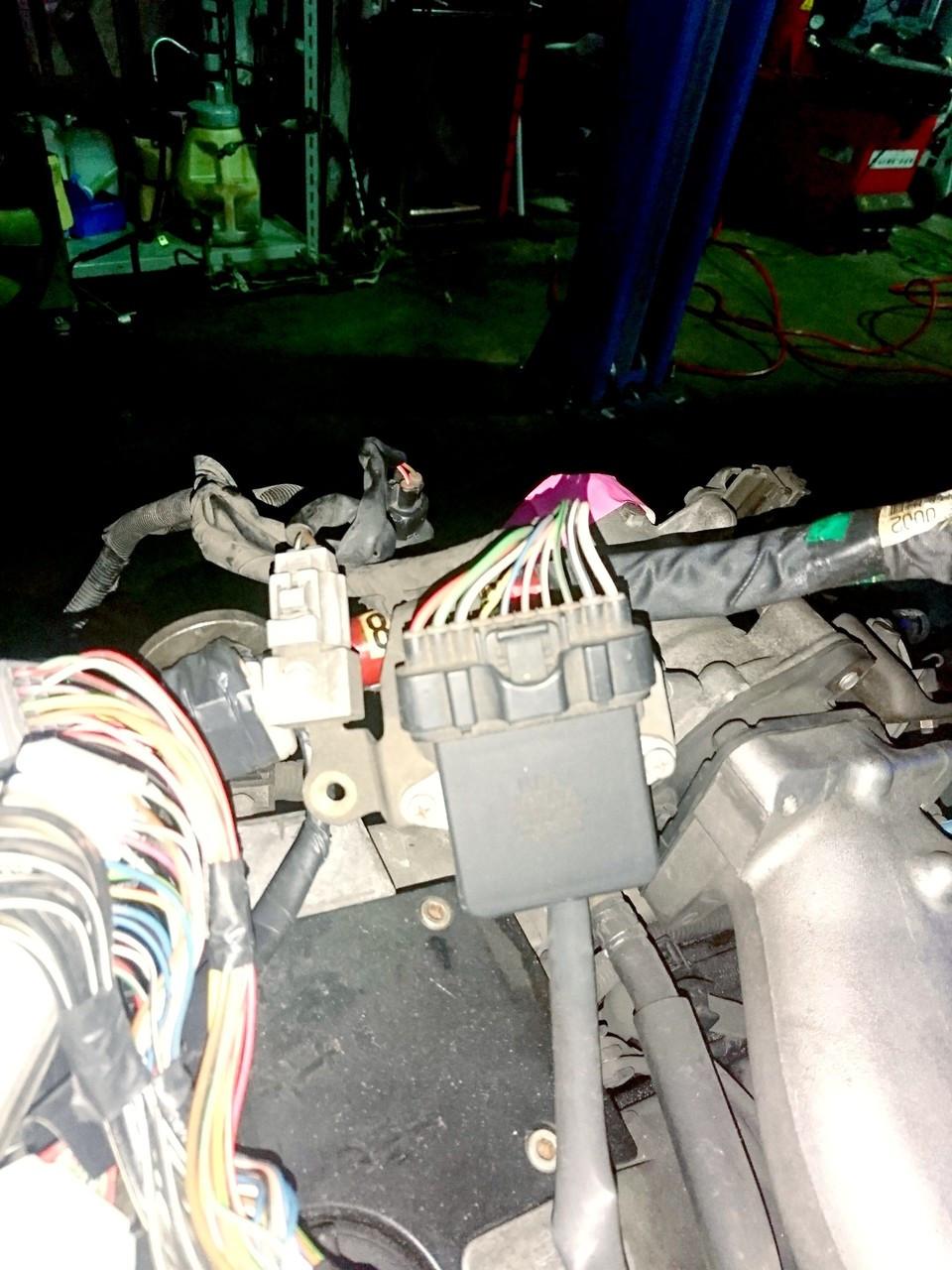 1997 VVT-I 1JZ-GE A/T Engine/Trans Set