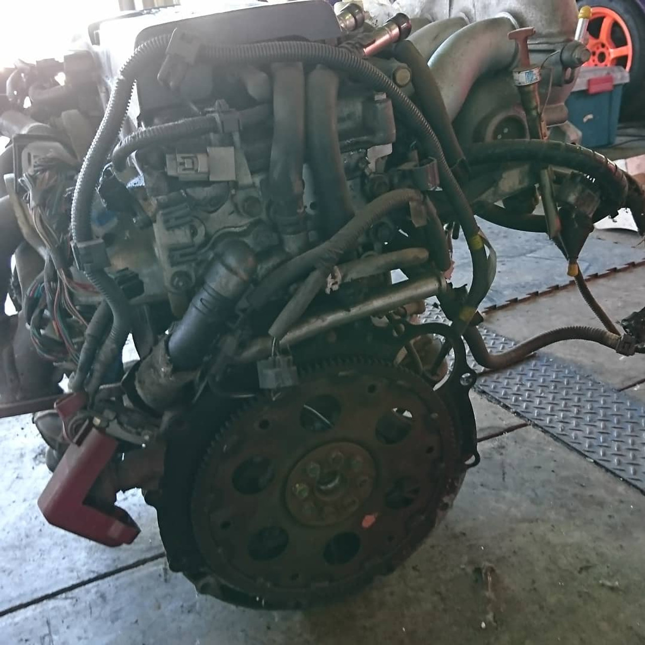 Toyota SXE10 Beams 3SGE  A/T