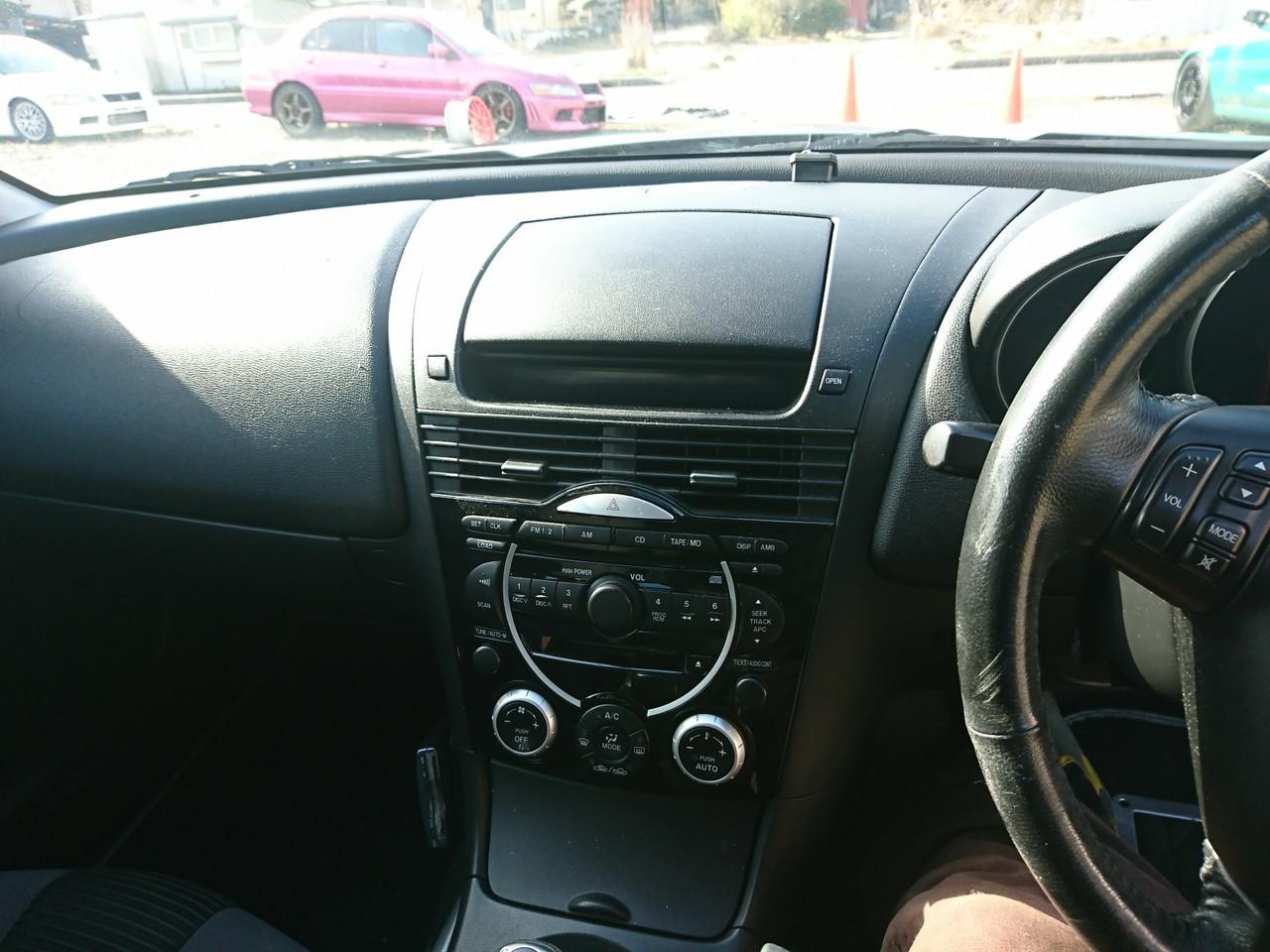 2003 Mazda RX-8 5 M/T