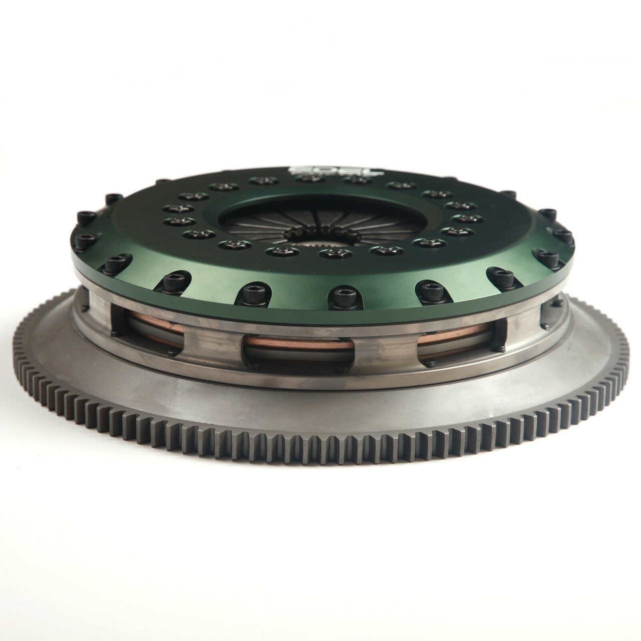 """EDEL Racing RB20 RB25 RB26 RB30  215mm ( 8.5"""") Twin Disc Solid Floating Hub"""