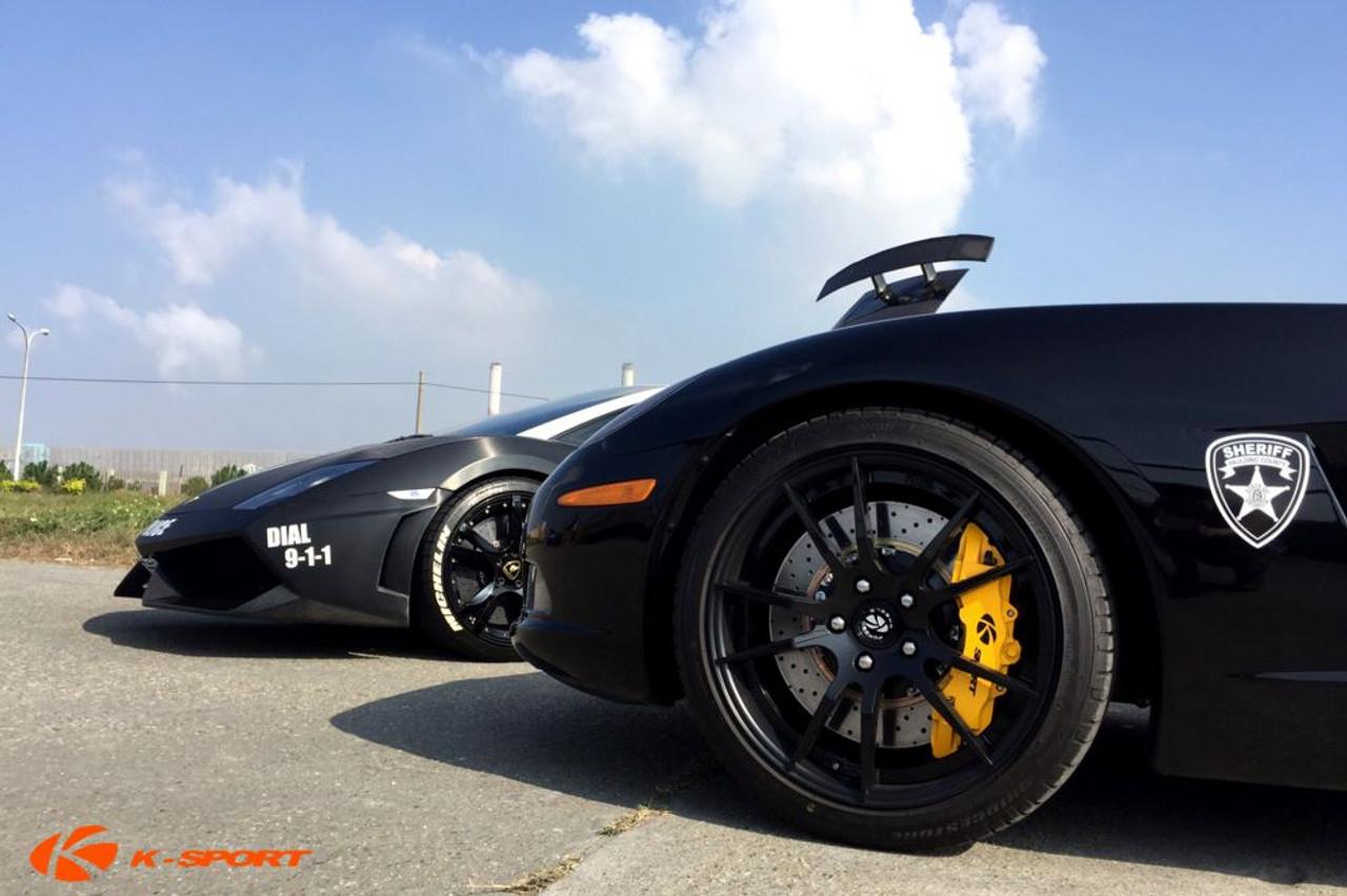 K Sport Racing Air Suspension Deluxe Kit