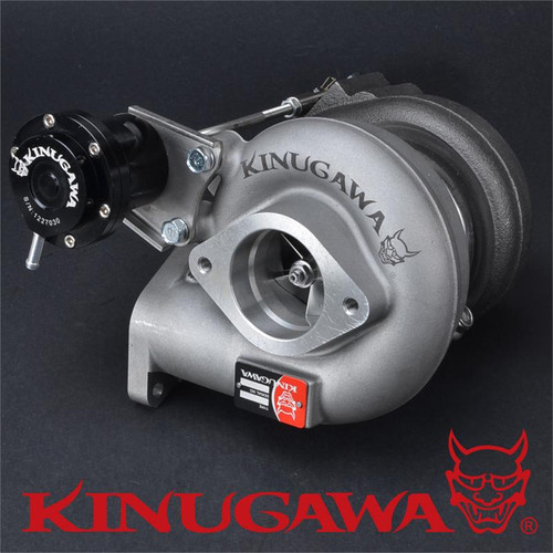 Kinugawa Twin Turbocharger Kit Bolt-On TD05H-16G Nissan Skyline GT-R RB26DETT