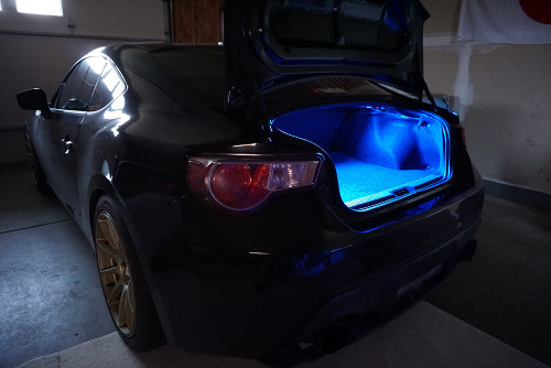 BRZ/FRS/FT86 Trunk LED Light Kit