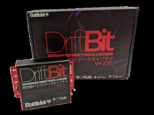 Battleist Drift Bit V2 - Drifting Datalogger