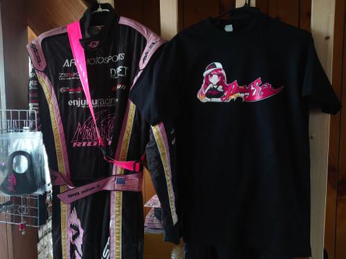 Pinku Style T- Shirt Momo Chan 01
