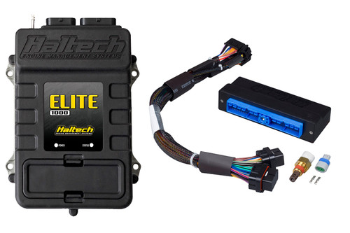 Elite 1000 + Nissan 200SX/Silvia S15 & S14A S2 Plug 'n' Play Adaptor Harness Kit
