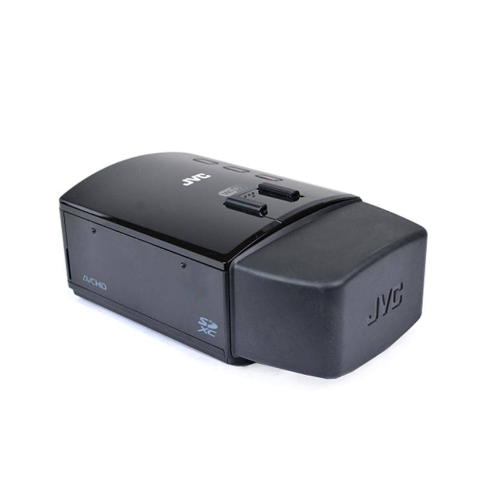 Refurbished JVC Full HD Internet Camera Live Streaming PTZ w/WiFi LAN SD Card Slot Recorder