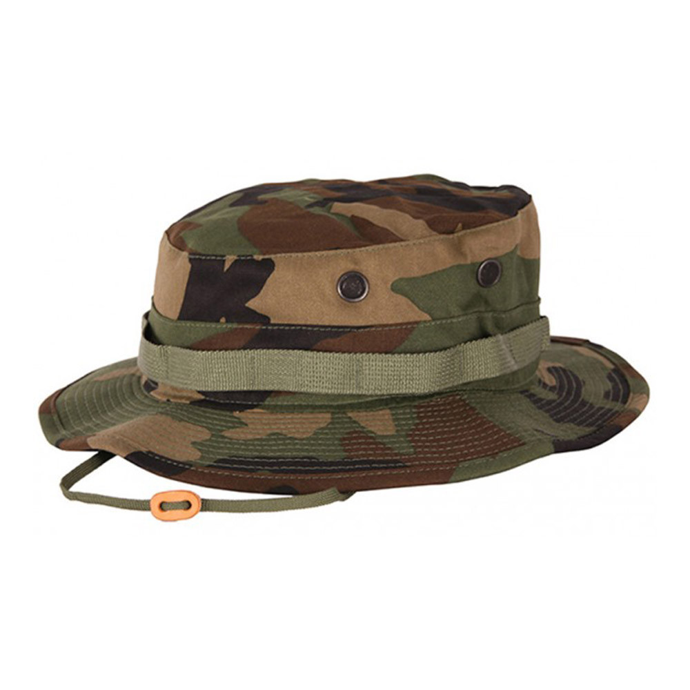 5a31e2ff9c0 ... Propper Cotton Military Tactical Boonie Hat w Adjustable Chin Strap    Vent Holes