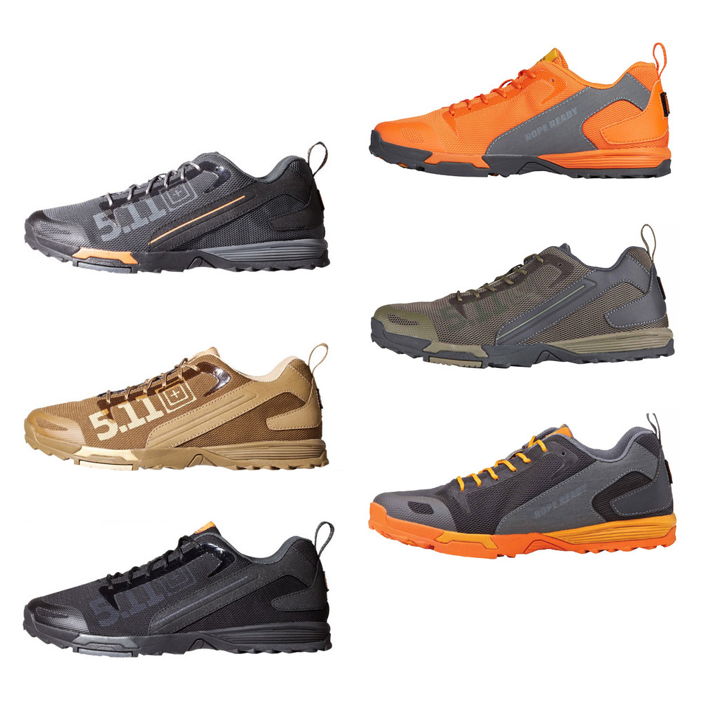 5.11 Recon Trainer Lightweight Athletic Running Fitness Shoes - 16001
