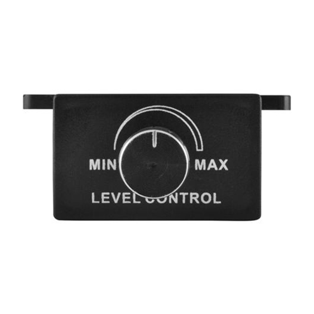XO Vision Pre-Amp Subwoofer Level Controller to Attenuate Any Line Level Signal