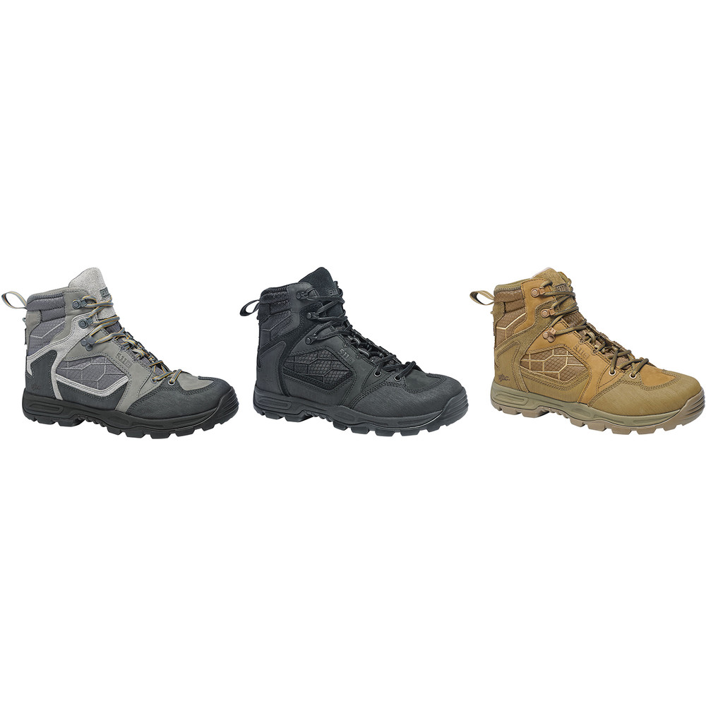 5.11 Tactical XPRT 2.0 Military & Police Footwear Boots - 12221 - Gunsmoke